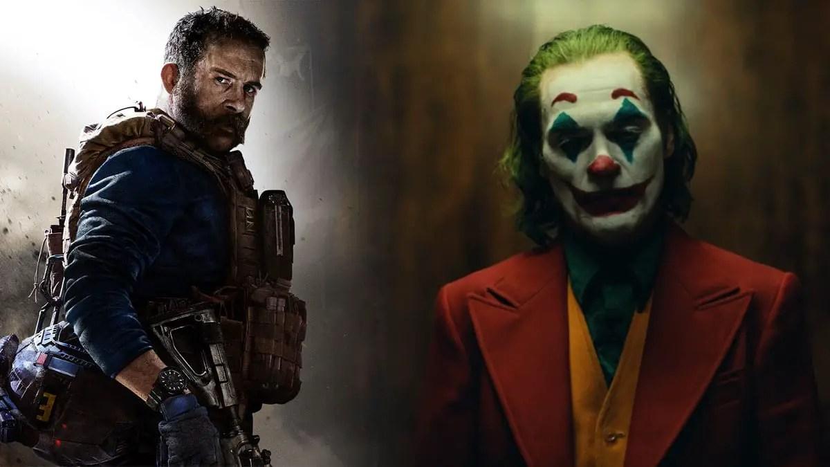 Activision boss, Bobby Kotick, brags that Modern Warfare sales trump Joker's