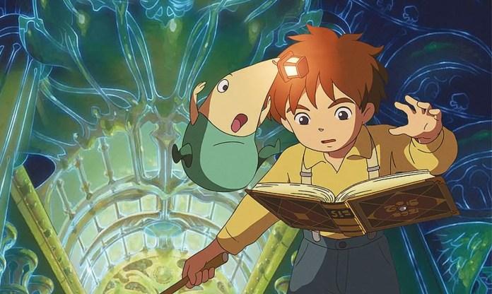 Ni No Kuni, Studio Ghibli
