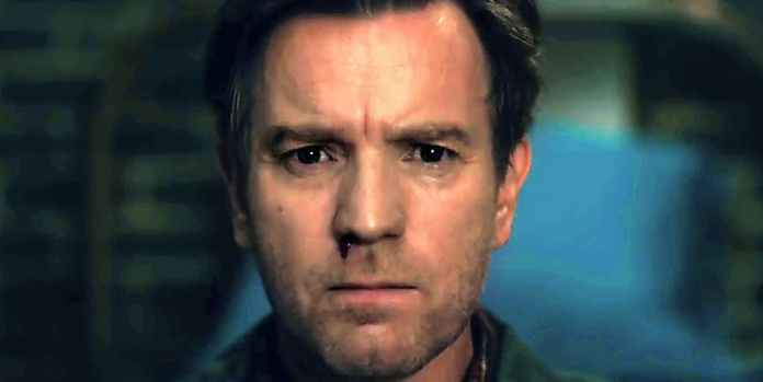 Ewan McGregor as Danny in Doctor Sleep
