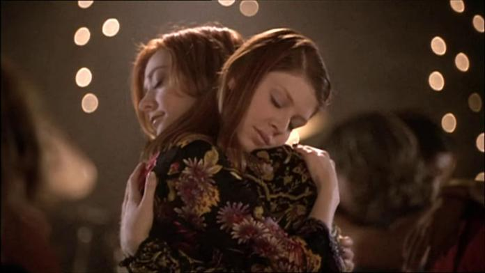 Willow Rosenberg and Tara Maclay