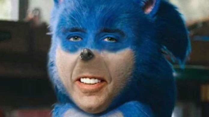 Sonic memes: Nicholas Cage