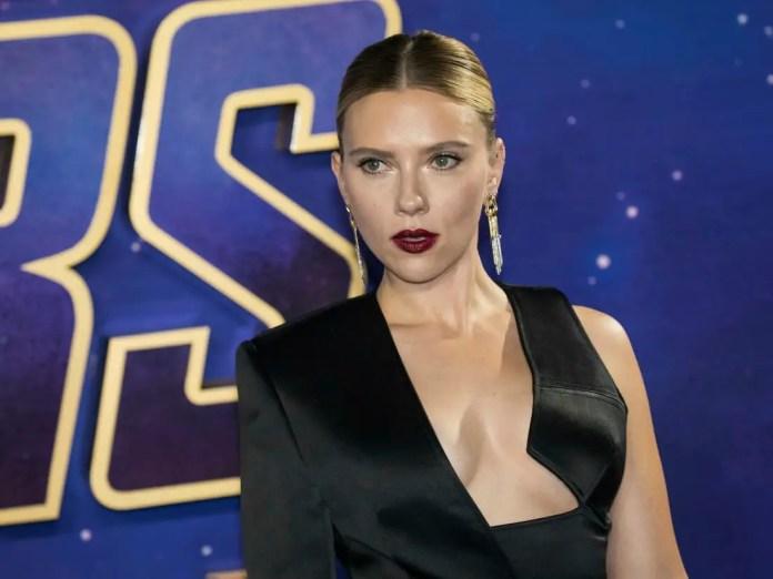 Scarlett Johansson is ageless