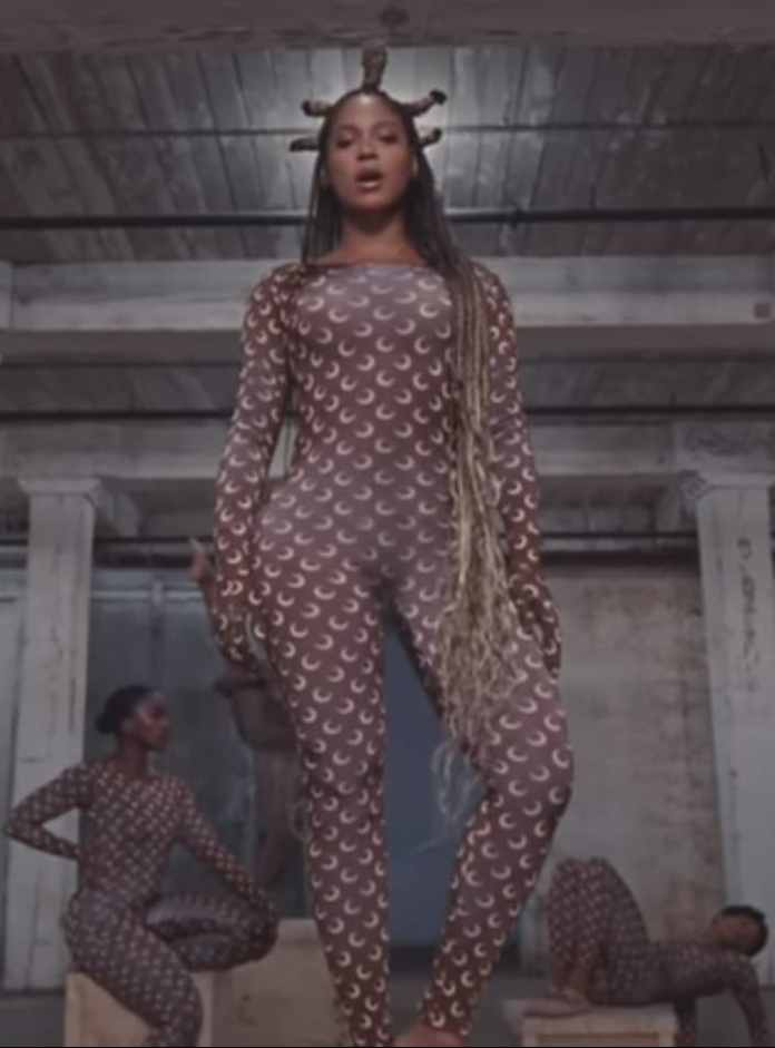 Beyonce ALREADY music video