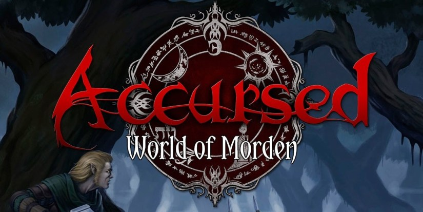 Cover image for Accursed World of Morden Kickstarter Campaign