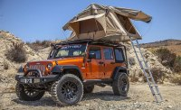 Roof Rack Tent Options for Your Vehicle - Hard & Soft Shell