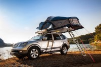 Roof Rack Tent Options for Your Vehicle
