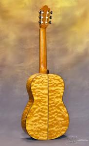 Kenny Hill Torres F5 Classical Guitar #3412