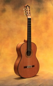 Classical Guitars by Jean Rompré available at Savage Classical Guitar