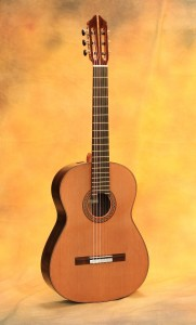 Signature Series Guitars by Kenny Hill available at Savage Classical Guitar