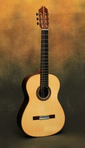 Kenny Hill Signature Classical Guitar by Savage Classical Guitar