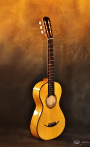 Manuel Adalid Lacote Classical Guitar