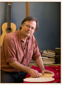 Daryl Perry Classical Guitar Luthier