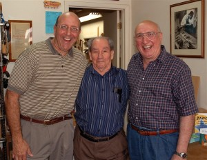 Bob Desmond, Manuel Velazquez, Augi LoPrinzi