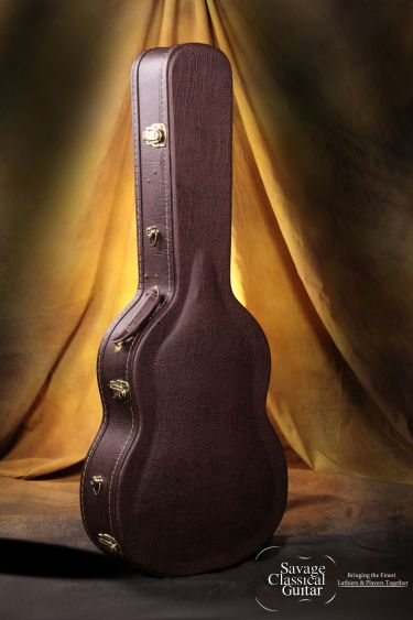 Hill Custom Case for Classical Guitar