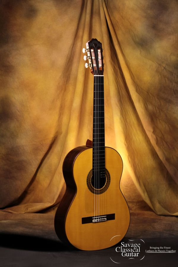 Richard Bruné Classical Guitar #731