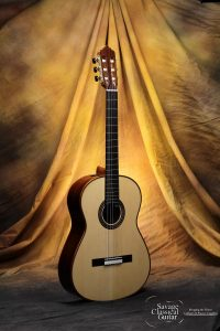 Kenny Hill Performance Classical Guitar #3848 Spruce 640mm