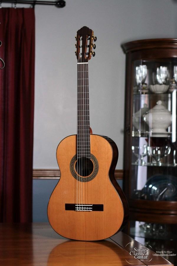 Kenny Hill Classical Guitar Estudio - 615mm Cedar Top