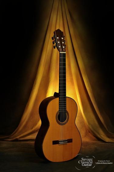 Nicholas Ioannou Classical Guitar 1986 - Spruce w/Brazilian RW
