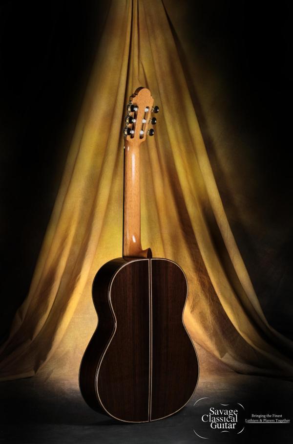 2014 Antonio Marin Classical Guitar - Cedar w/CSA Rosewood