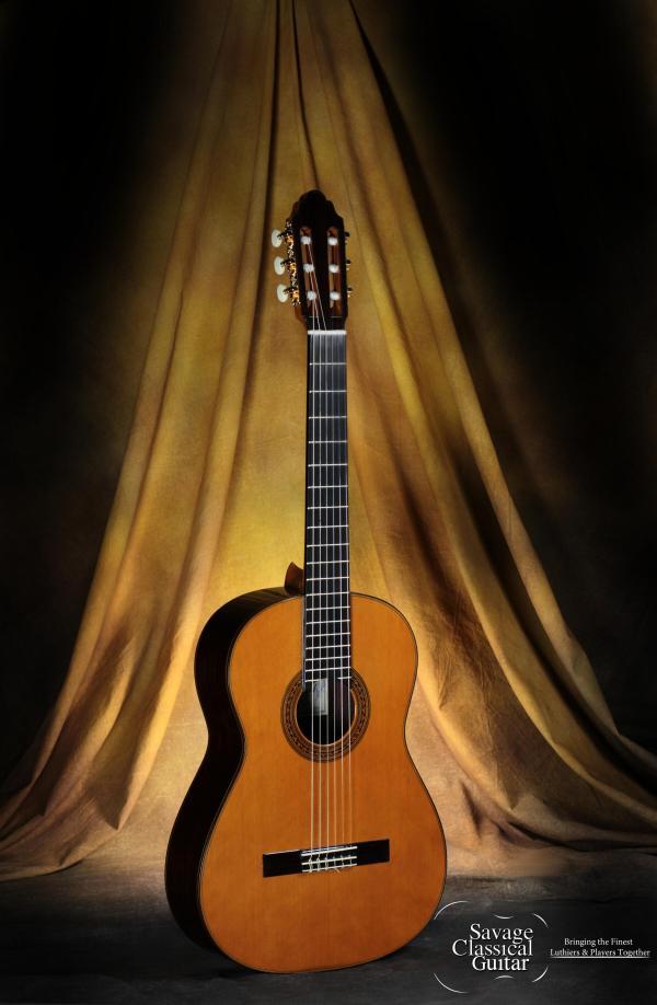 Manuel Adalid Classical Guitar – Savage Custom Shop Classical Guitar – Alboraya Shop