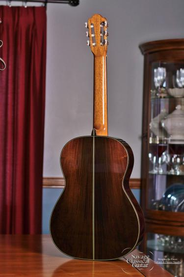Hermann Hauser III Segovia Model Classical Guitar #724