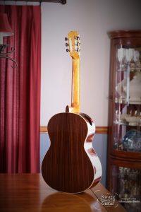 Steve Connor Classical Guitar #310 2015 Cedar EIRW