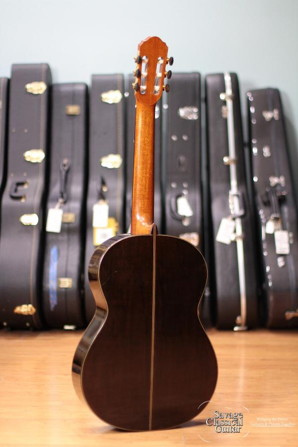 Frederich Holtier Classical Guitar #28 Spruce/African BlackwoodFrederich Holtier Classical Guitar #28 Spruce/African Blackwood