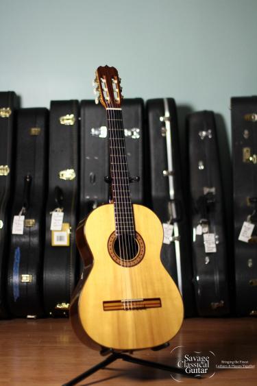 Douglas Pringle Classical Guitar #25 Spruce EIRW