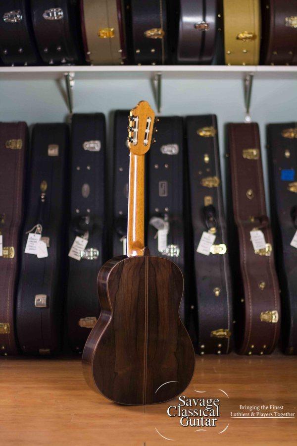 2012 Jean Noel Rohé Classical Guitar #53 Spruce CSA
