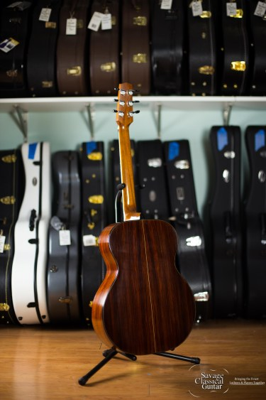 Darren Hippner Acoustic Guitar #841 Brock Spruce