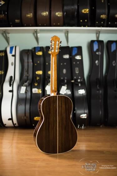GV Rubio Hauser Classical Guitar Spruce EIRW #71209