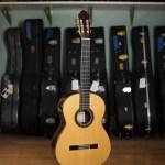 2010 Antonio Marin Classical Guitar #1082B - Bouchet Spruce CSA RW