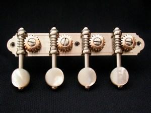 Mandolin A style