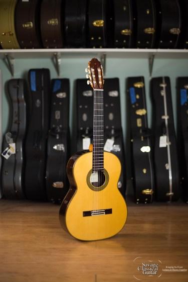 Adalid Classical Guitar – Adalid 1 Model #373 - Spruce w/Madagascar RW
