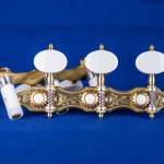 Alessi Tuning Machines - Hauser 7 Oval Ivory
