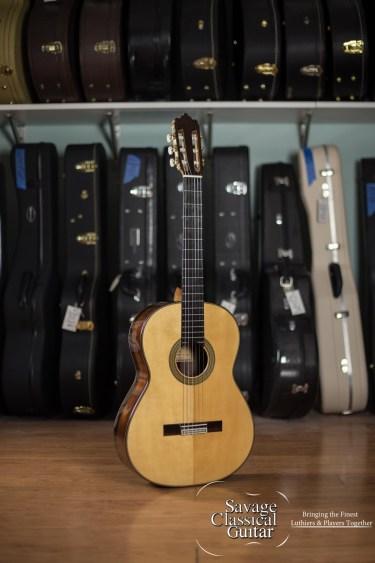 MTezanos Perez Classical Guitar Maestro 1999 Spruce CSA