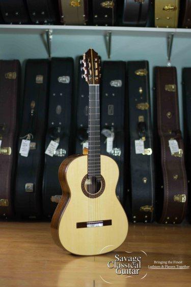 Hill Signature Classical Guitar #4094 Spruce 650mm