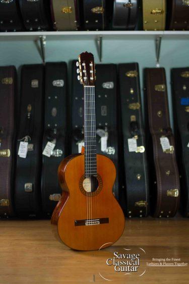 Jose Ramirez 1A 1975 Classical Guitar Cedar CSA #8579 - Stamp #17 Enrique Borreguero Marcos