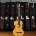 Matt Rubendall Classical Guitar 2015 Modern Romantic Spruce Maple PreOwned