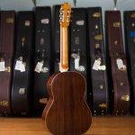 Wilson Burnham Classical Guitar 2016 Redwood EIRW