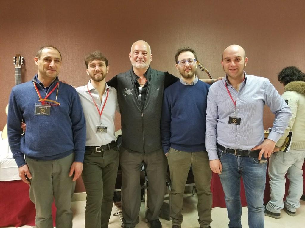 Camillo Perrella - Eugenio Ligato - Giacomo Guadagna - Mario Pistella