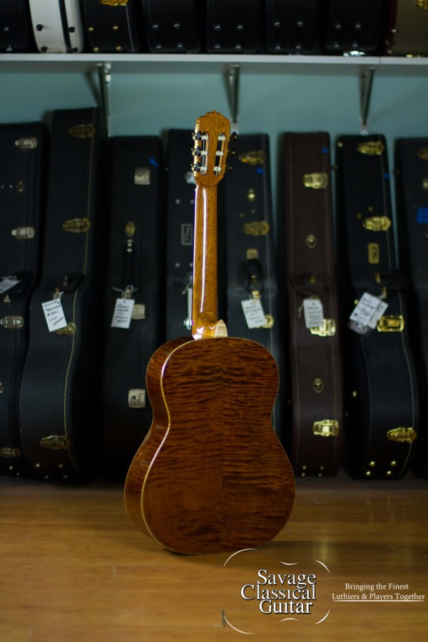 2008 Thomas Humphrey Cedar Quilted Maple
