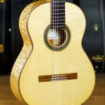 Steve Connor 2018 Spruce Maple #372 Libra