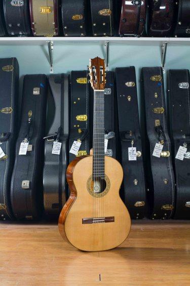 Richard Prenkert 2016 Classical Guitar #372 Cedar w/Madagascar RW