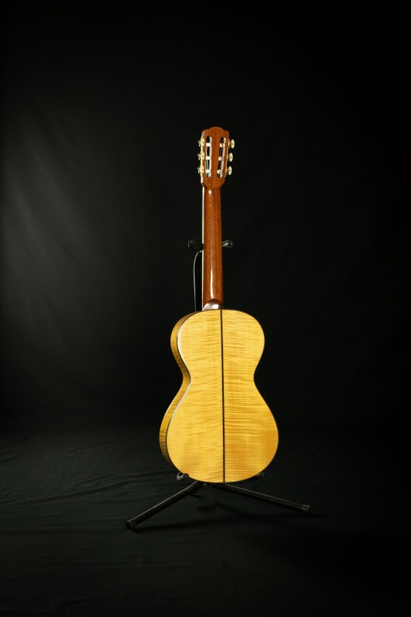 Manuel Adalid Romantica Lacote19th Century Spruce Maple