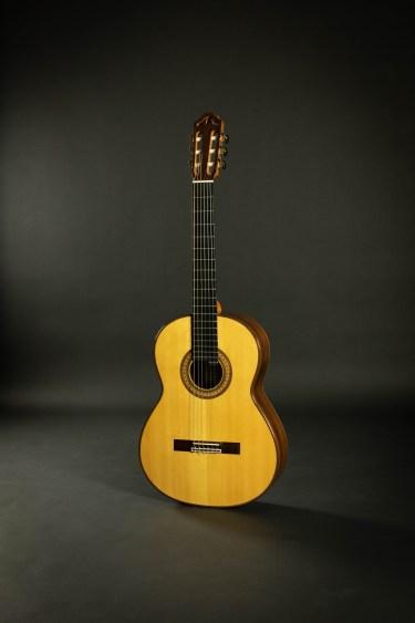 2012 Dieter Hopf Classical Guitar Gran Concierto Spruce Amazonian RW