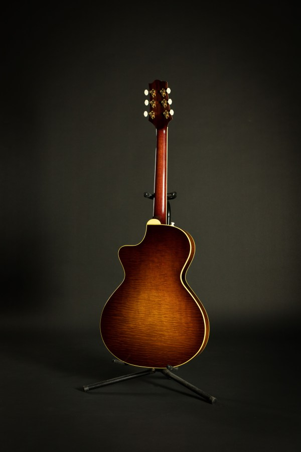 Glenn Nichols Corralitos #1017002 Electric Jazz Guitar
