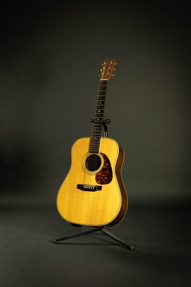 Marshall Bruné Acoustic Guitar Martin Style