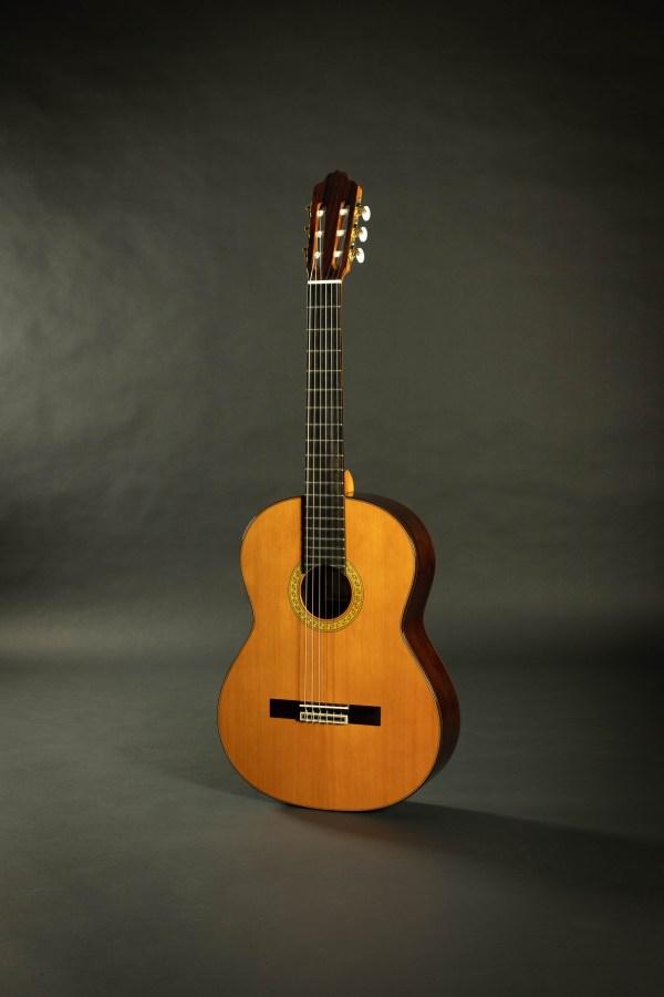 Esteve Classical Guitar Model 7SR Cedar