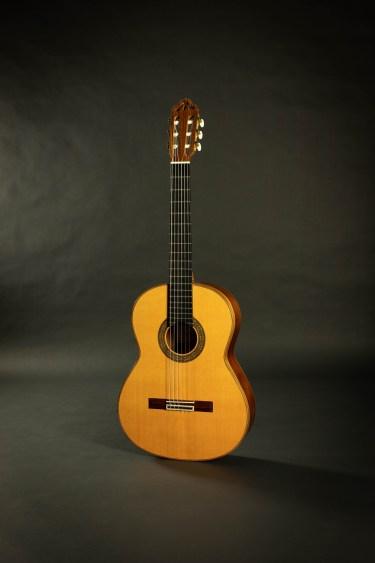 Manuel Adalid Classical Guitar Model 12 Cedar